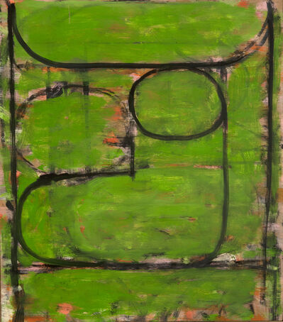 Robert C. Jones, 'Fat Green', 2015