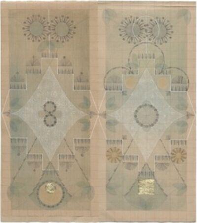 Louise Despont, 'Dandelion Constellation I'