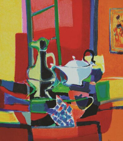 Marcel Mouly, 'La Theiere', 1992