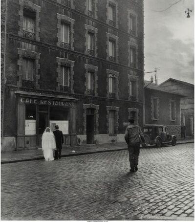 Robert Doisneau, 'La Stricte Intimité, Montrouge', 1945