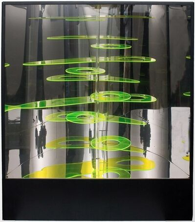 Martha Boto, 'Deplacement Optique A, de las ediciones Denise René', 1968