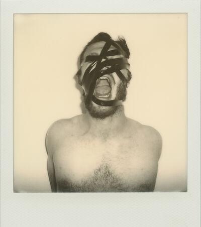 Eric Potts, 'Tape Face', 2016