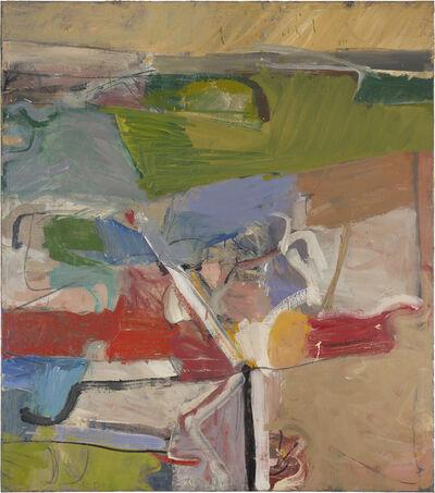 Richard Diebenkorn, 'Berkeley #23', 1955