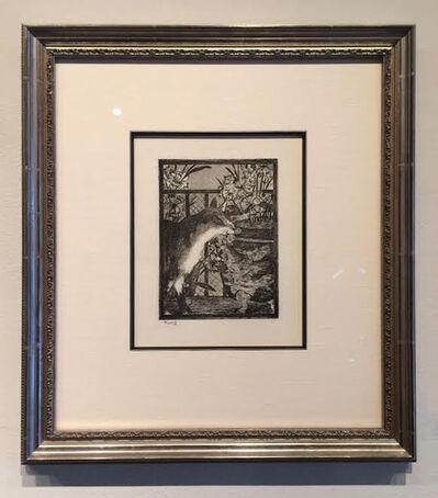 Édouard Manet, 'Le Chat et Les Fleurs', 1869