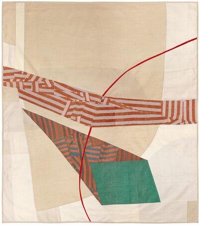 Debra Smith, 'silence is unclear 2', 2015