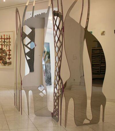 Madeleine Berkhemer, 'Legshow', 2012