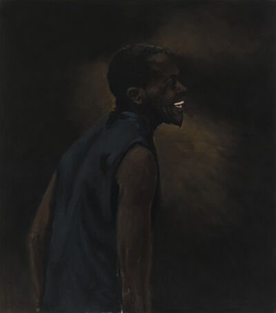 Lynette Yiadom-Boakye, 'Appreciation of the Inches', 2013