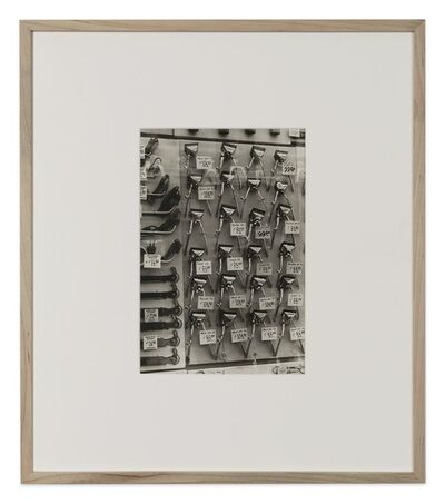 "Eduardo Terrazas, '18.1.16, from the series ""Photographic Documents"", subseries ""Centro Histórico 1975""', 1975"