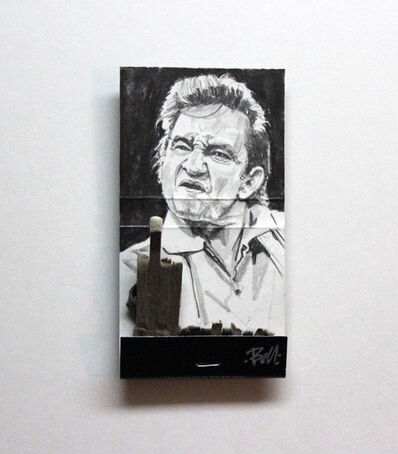 matchbox artists, 'Johnny Cash', 2016