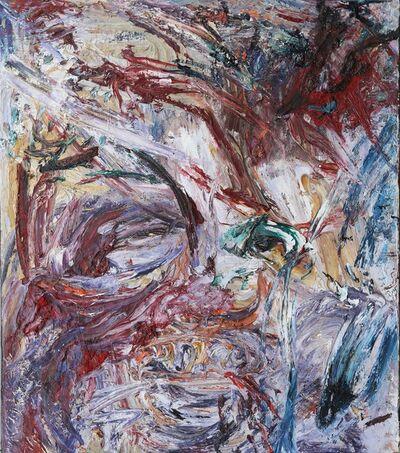 George Gittoes, 'Shetani - Face of Massacre', 1995