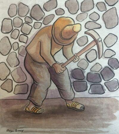 Diego Rivera, 'El Picapedrero'