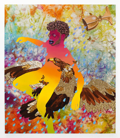 Devan Shimoyama, 'The Abduction of Ganymede', 2019