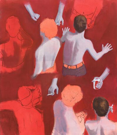 Thomas Eggerer, 'Red Miasma', 2014