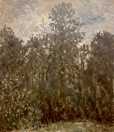 Eugene Leake, 'Late August Trees', 1996