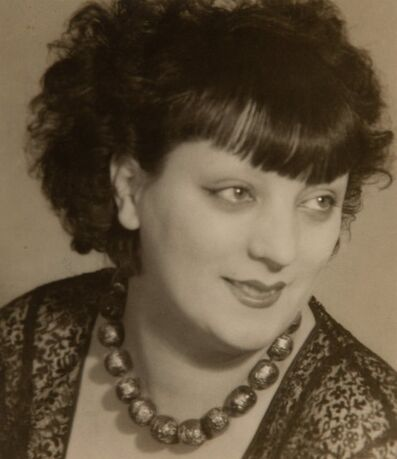 Man Ray, 'Portrait of Kiki', circa 1930