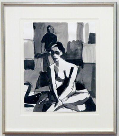 Terry St. John, 'Model, Mirror, Reflections', 2015