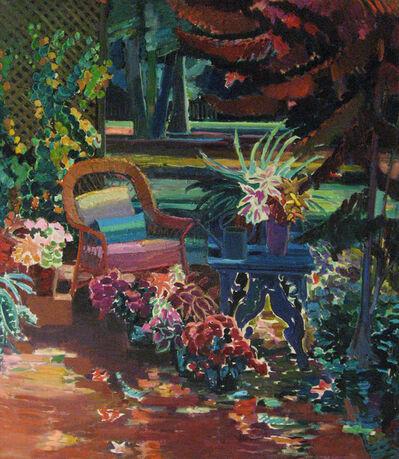 Joseph O'Sickey, 'October Terrace'