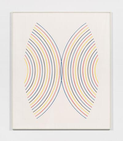 Nassos Daphnis, 'S 6-82 ', 1982