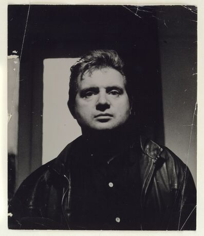 John Deakin, 'Portrait of Francis Bacon', 1962