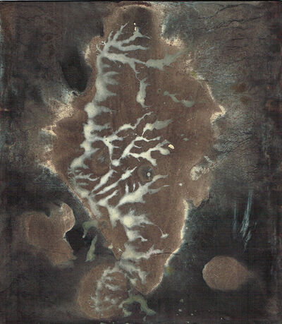 Margit Abele, 'Brocken', 2020