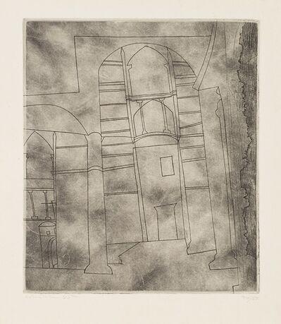Ben Nicholson, 'Siena', 1965