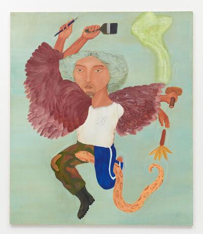 Cecilia Vicuña, 'Quetzalcoatl Ramírez', 1977