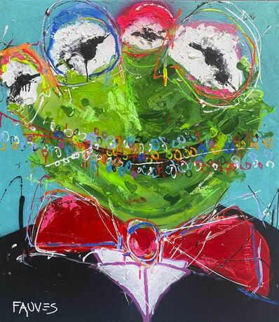John Paul Fauves, 'One More Drink', 2021