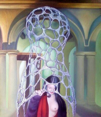 David Zepeda Moreno, 'Magdalena del Sexo Convexo'