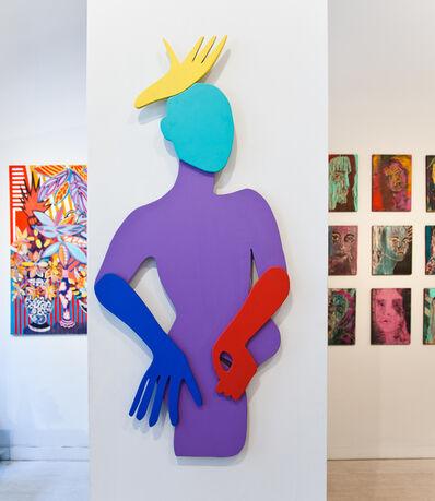 Katya Zvereva, 'Trick (Wall Sculpture)', 2019