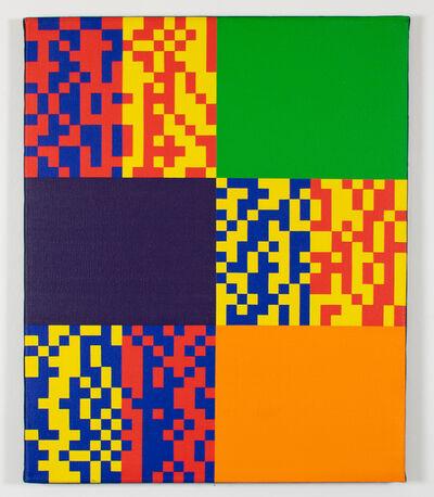 Jean Claude Marquette, 'Six Fois Si Je Peux Le Jeu', 1971/76