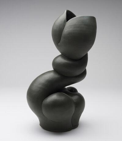 Chris Gustin, 'Untitled (Large Black Vessel)', 1986
