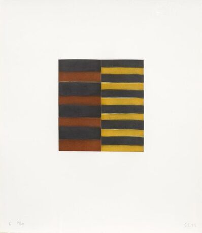 Sean Scully, 'From: Seven Mirrors', 1997