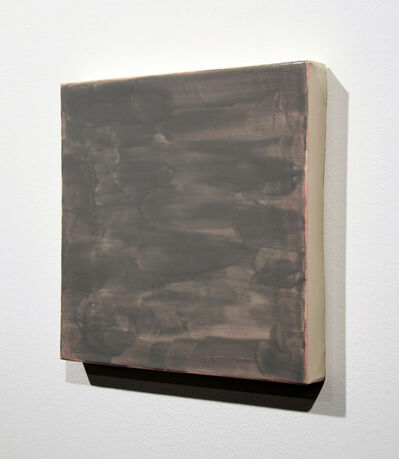 Victoria Munro, 'Untitled (Gray on Pink)', 2010