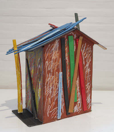 Beverly Buchanan, 'Miss Tiny Aiken's Shack', 1987