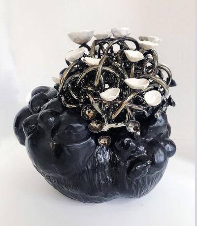 Trish DeMasi, 'Sakura Collection: Black', 2020