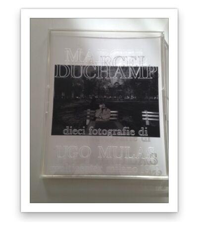 Ugo Mulas, 'Portfolio 'Marcel Duchamp', Multicenter, Milano', 1972