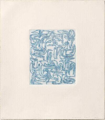 James Siena, 'Fletxes rodones', 2011