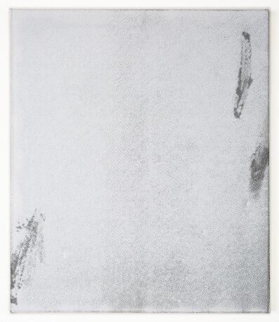 Joan van Barneveld, 'Silver Painting', 2018