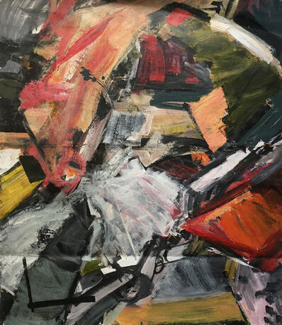 Lynette Lombard, 'Muscling In', 1999