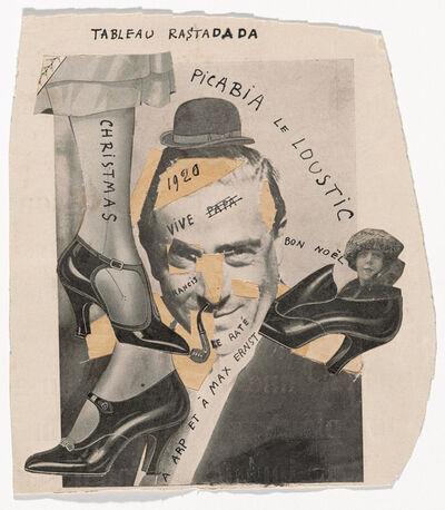 Francis Picabia, 'Tableau Rastadada (Rastadada Painting)', 1920