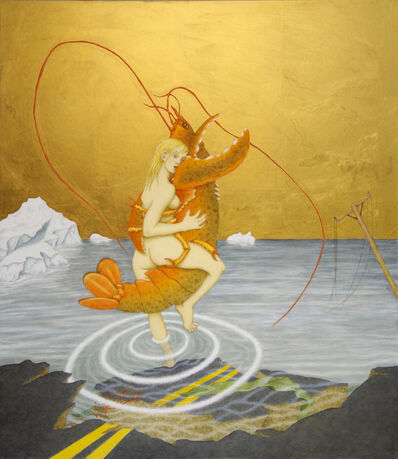 Tabitha Vevers, 'Shiva, Sea Change', 2018