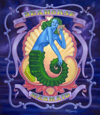 """molly mcguire, '""""Seahorse Mermaid""""', ca. 2018"""