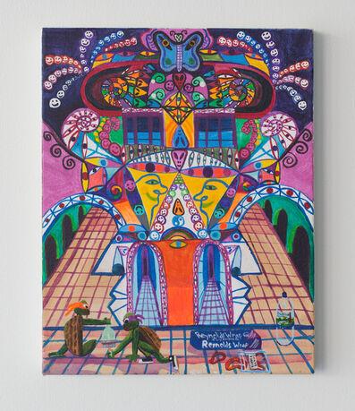 Joe Roberts, 'We went inside the god head', 2017