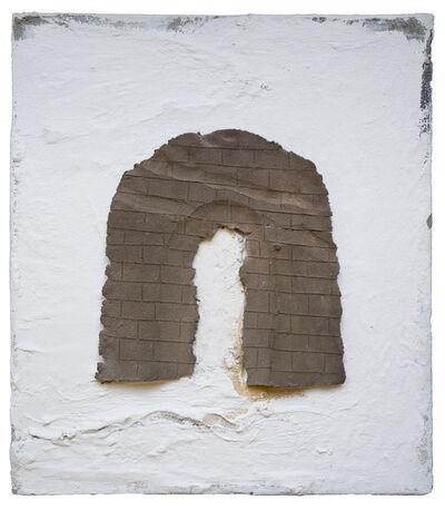 Nanni Valentini, 'La porta del Sole (dal racconto dei Veda)', 1980-1981