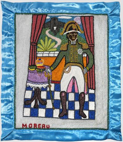 Madame Moreau, 'Henry Christoph flag', ca. 2020