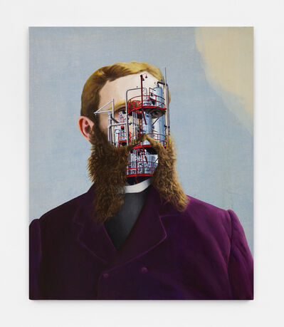 Jim Shaw, 'Religious Machine Man', 2020