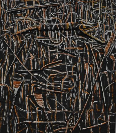 Theo Kuijpers, 'Trees after Bush Fire', 2010