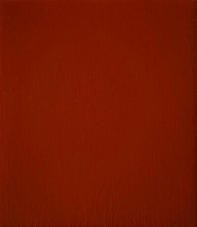 Joseph Marioni, 'Red Painting ', 1999