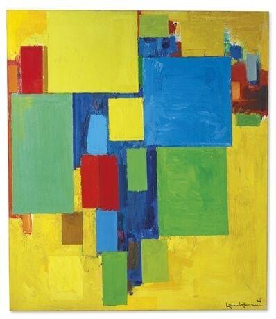 Hans Hofmann, 'Auxerre'