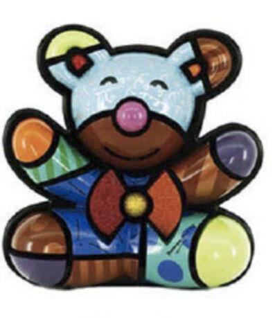 Romero Britto, 'Winter Bear'